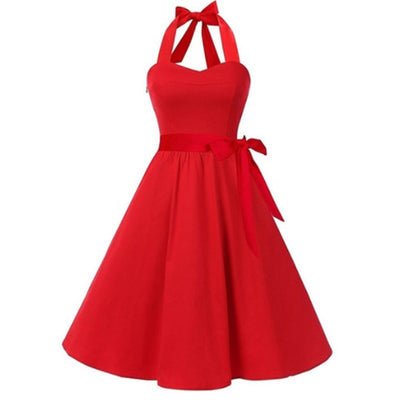 Plus Size Backless Women Dress vestidos Strapless Back Strap Bodycon Dress Sexy Ladies A-line Dress Solid Color Robe Summer