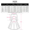 Wipalo Autumn Winter Solid Women Dress Vintage Embroidery Butterfly Party Dress Long Sleeve Swing Rockabilly Dress Plus Size 5XL