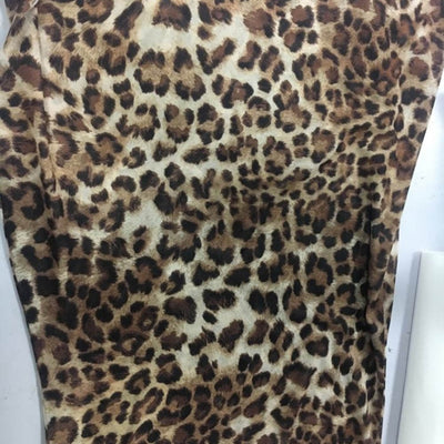 Women Fashion Sexy Sling Slim dress Fit Wrapped chest Leopard Print dress women Spring summer autumn causal Vest party Dress XS