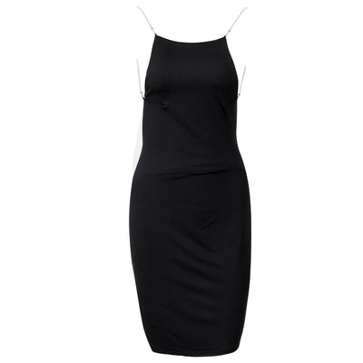 Women Party Backless Sexy Bodycon Dresses Women Ladies Casual Summer Short Mini Dress Sleeveless