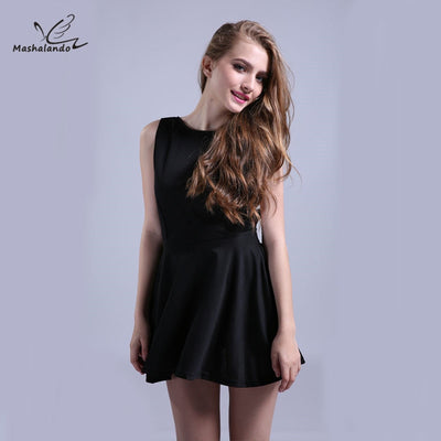 Women Summer Dresses Sexy Club Backless Woman Black Mini Dress Women Clothing Cheap Clothes China dress with open back