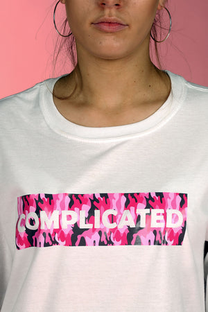 complicated long sleeve top image 3