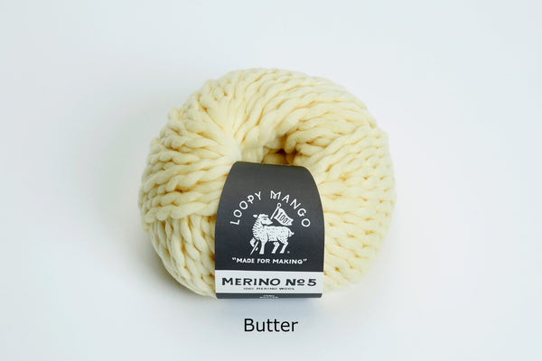 Merino No. 5 - Butter