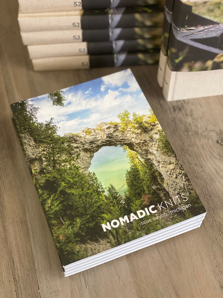Nomadic Knits Issue 7