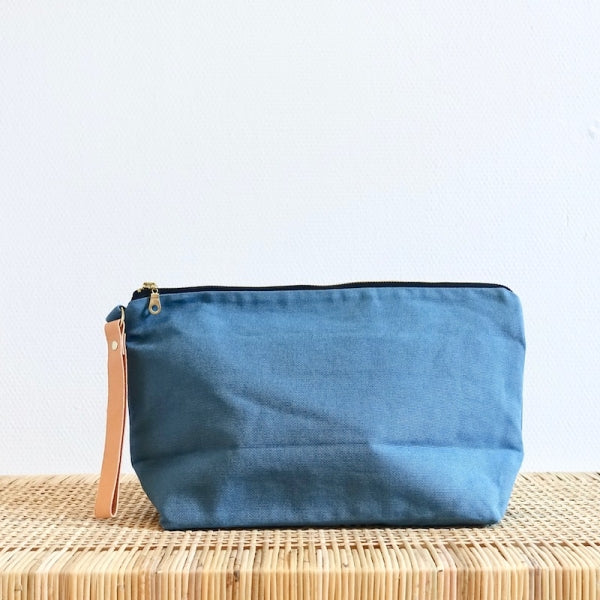 Plystre Project Pouch Dusty Petrol