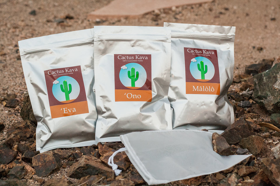 Medium Grind Kava Sampler