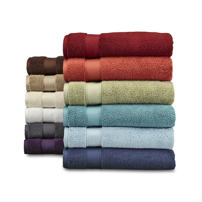 100% Ring Spun Cotton Premium 8 Piece Towel Sets Towel Sets Down Cotton