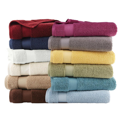 Soft & Luxurious Turkish Cotton Hotel & Spa Bath Towel - Set of 4 Towel Sets Down Cotton