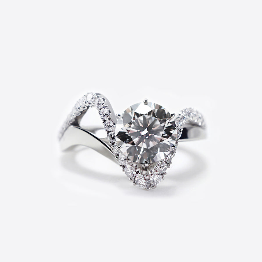 Rhea Diamond Ring