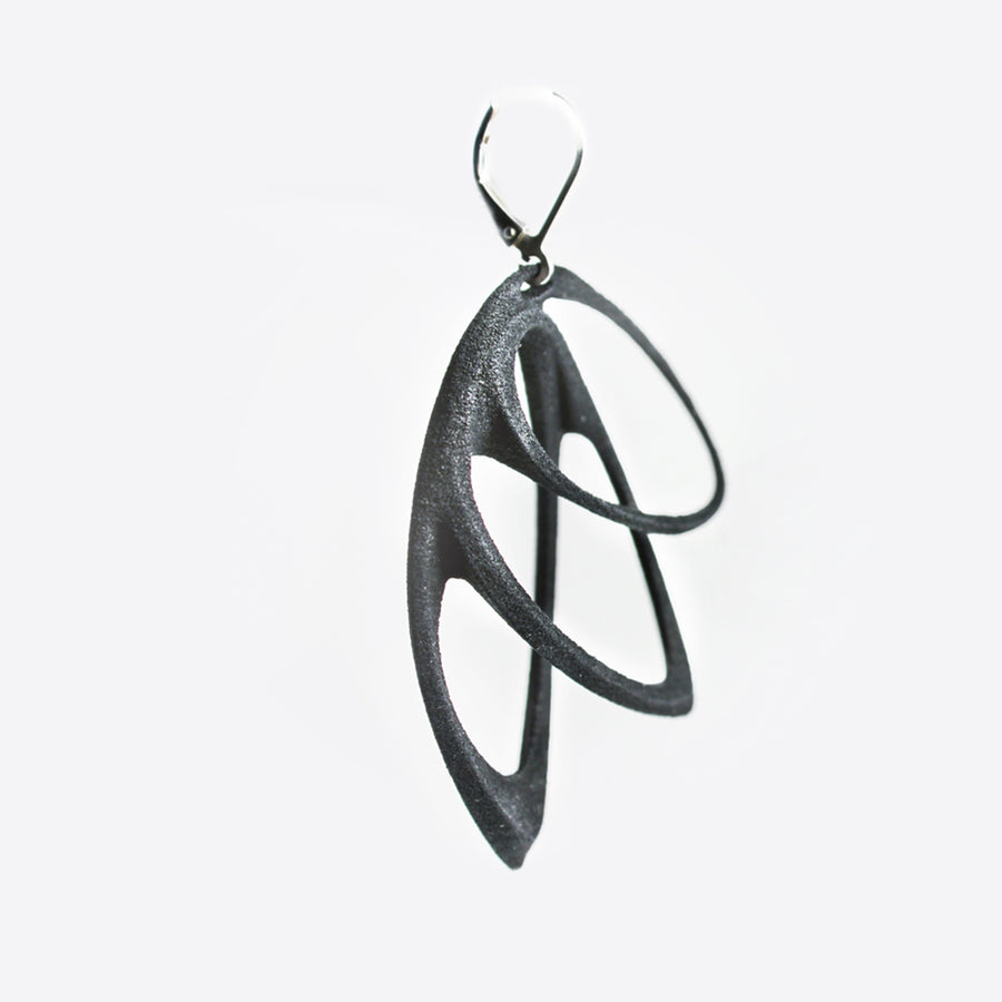 Orbis Nylon Earrings