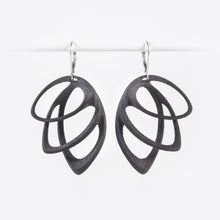 Orbis Steel Earrings