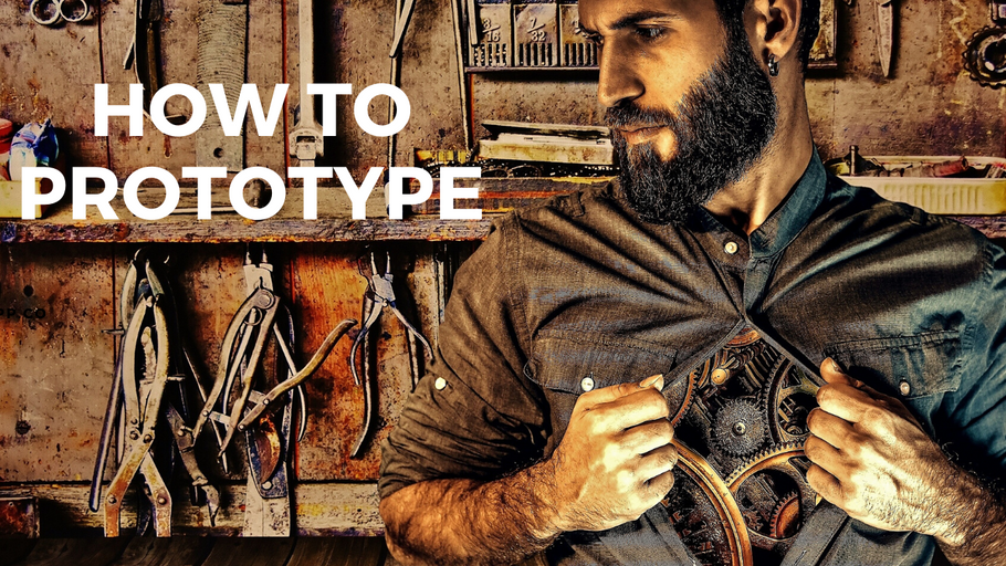 5 Easy Ways to Prototype your IDEA