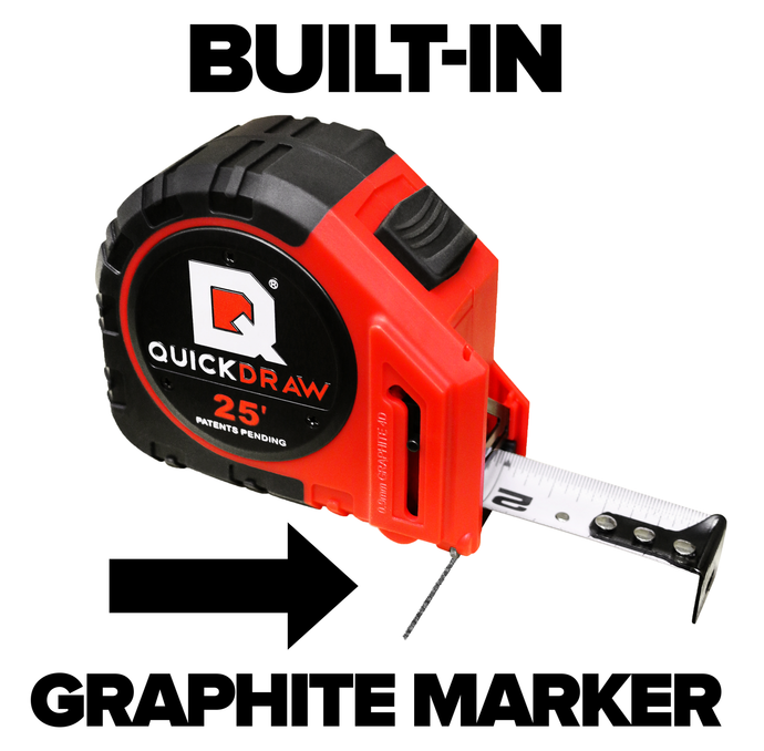 QuickDraw: Marking Tape Measure Review