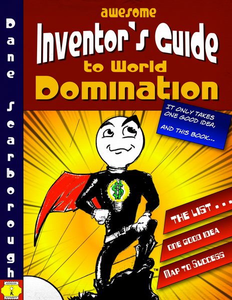 "FOCUS and DISCIPLINE - A chapter from ""The Inventors Guide to World Domination""."