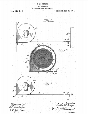 a brief history of tape measures - that lead to the rise of the quickdraw marking tape measure