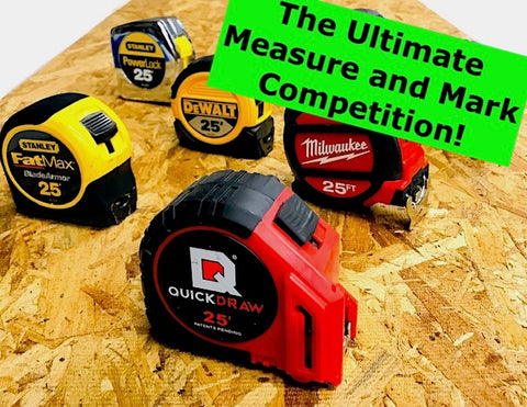 tape measure competition