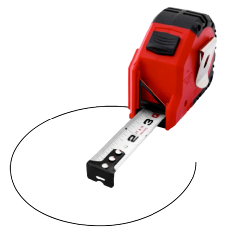 #1 selling tape measure by QuickDraw Pro Tapes
