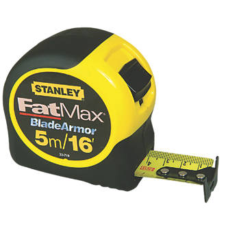 Stanley FatMax tape measure
