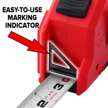 tape measure with self-marking feature built in
