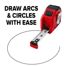 DUAL READ 26'/8M  QUICKDRAW PRO Marking Tape Measure