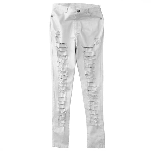 Ripped Diva slim stretchy fit Jeans