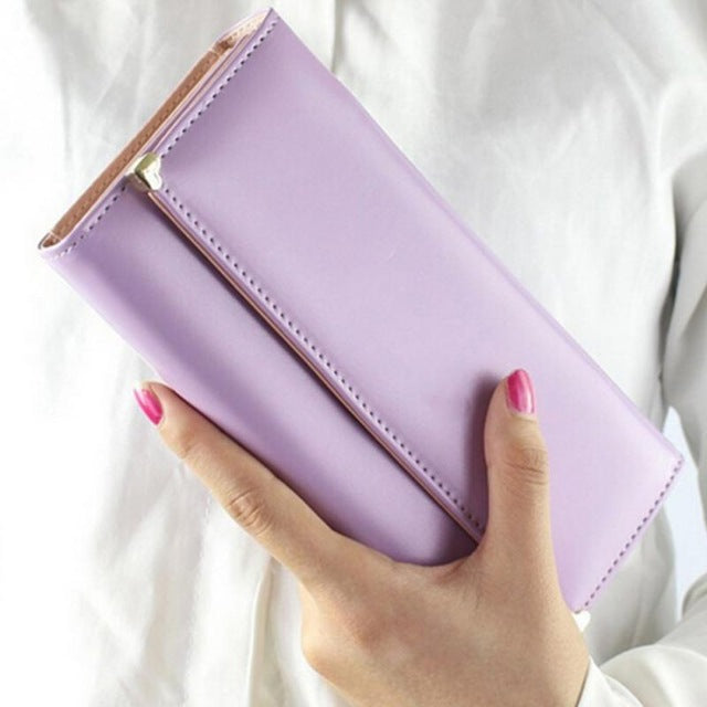 Womens fashionable wallet