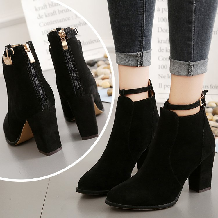 Women's Stylish European ankle Boots