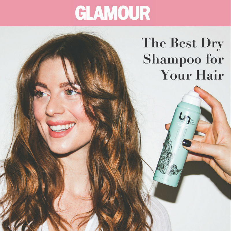 your ultimate guide to dry shampoo – glamour — unwash