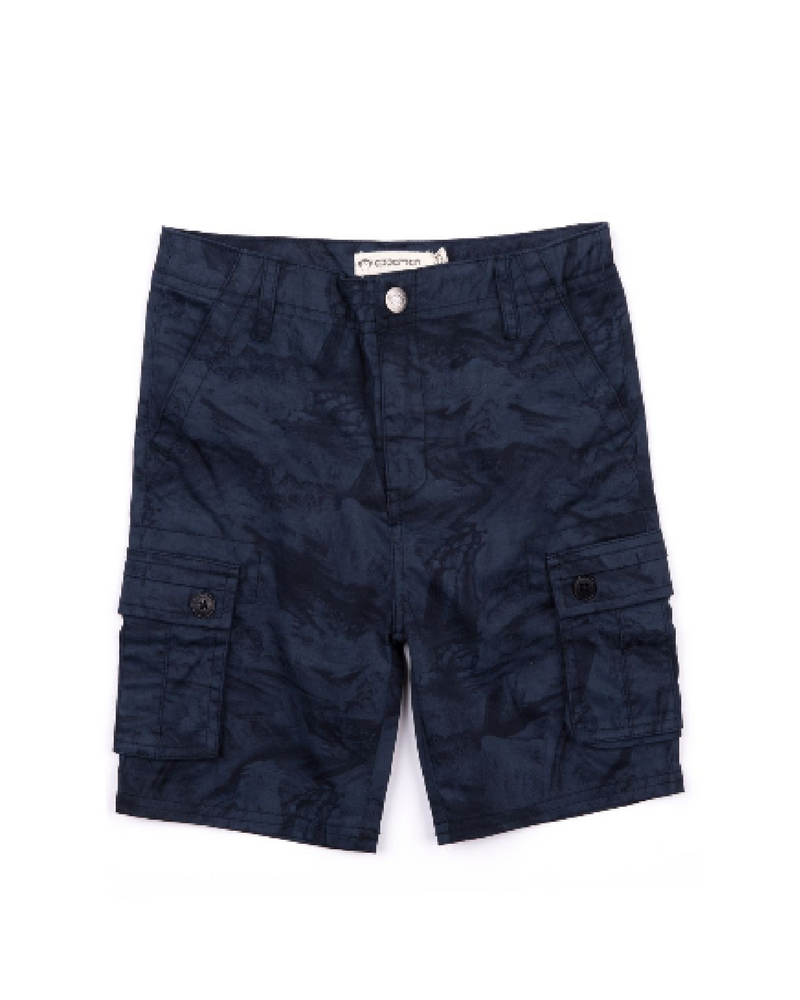 Navy Daze Cargo Shorts