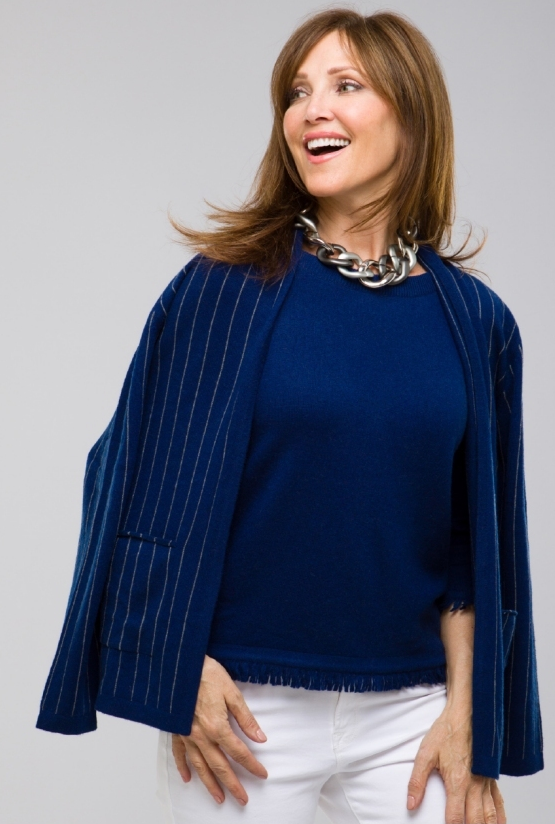 Diane Snyder Cashmere Sweater Trunk Show