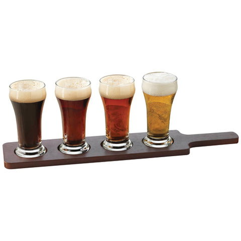 Craft Brews Beer Flight 5 Piece Set
