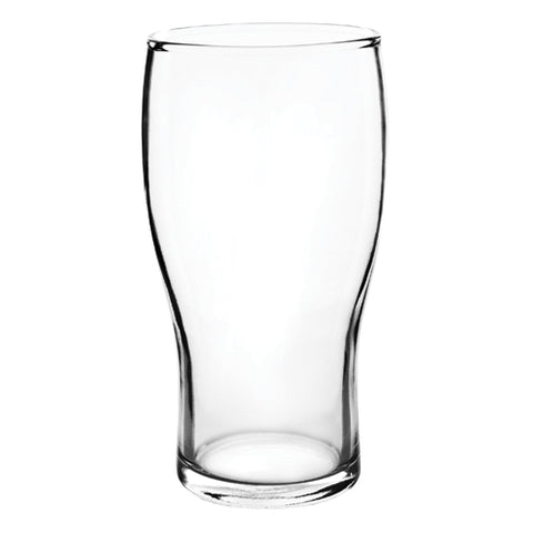20 Ounce Pub Beer Glass