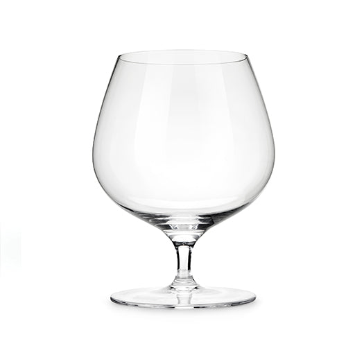 Wingback Brandy Glasses