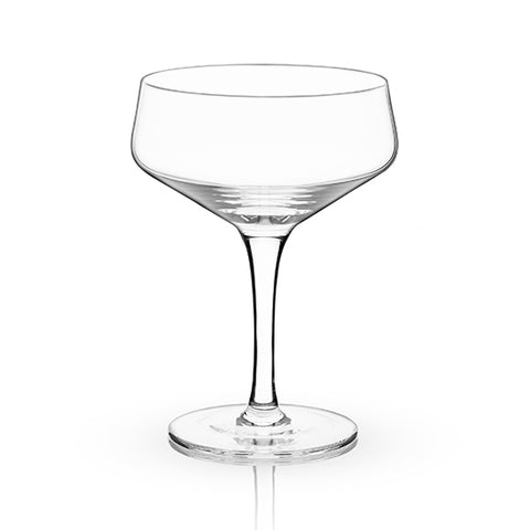 Crystal Coupe Glass