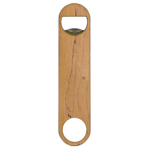 Wood Bottle Opener