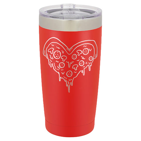 Pizza Love Tumbler