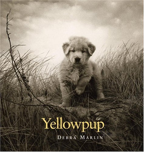 Limited Edition Out of Print Yellowpup by Debra Marlin
