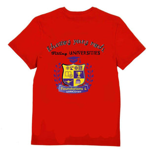 Filling Universities T-shirt