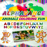 alphaVANCE Coloring book