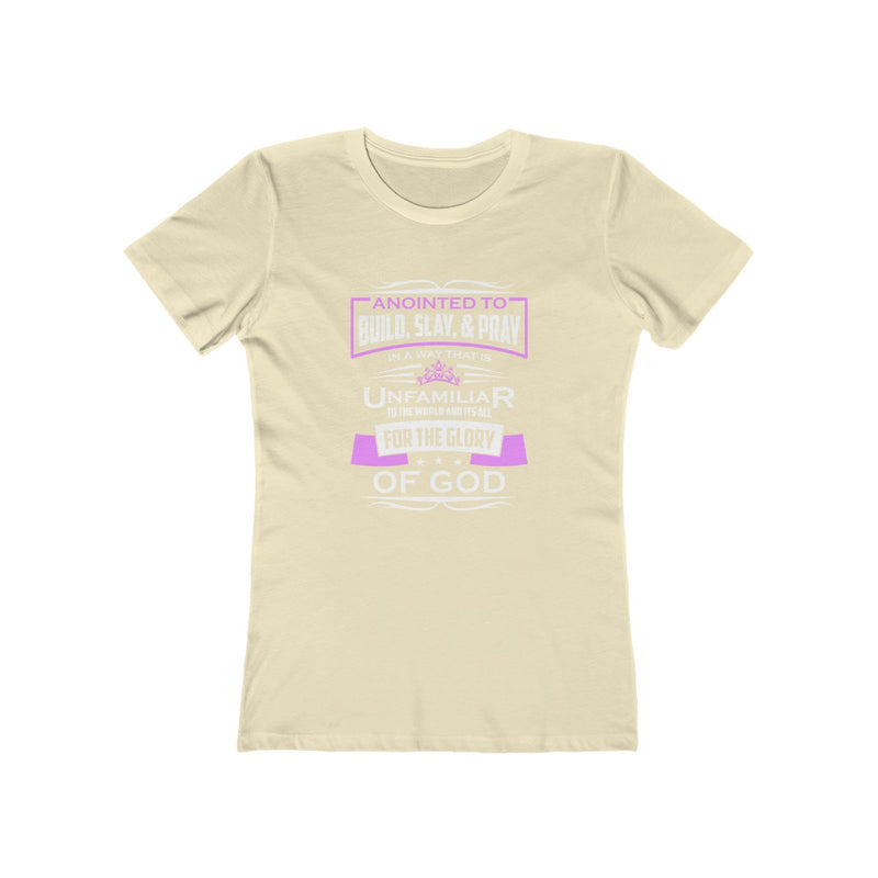 Women's Anointed Tee