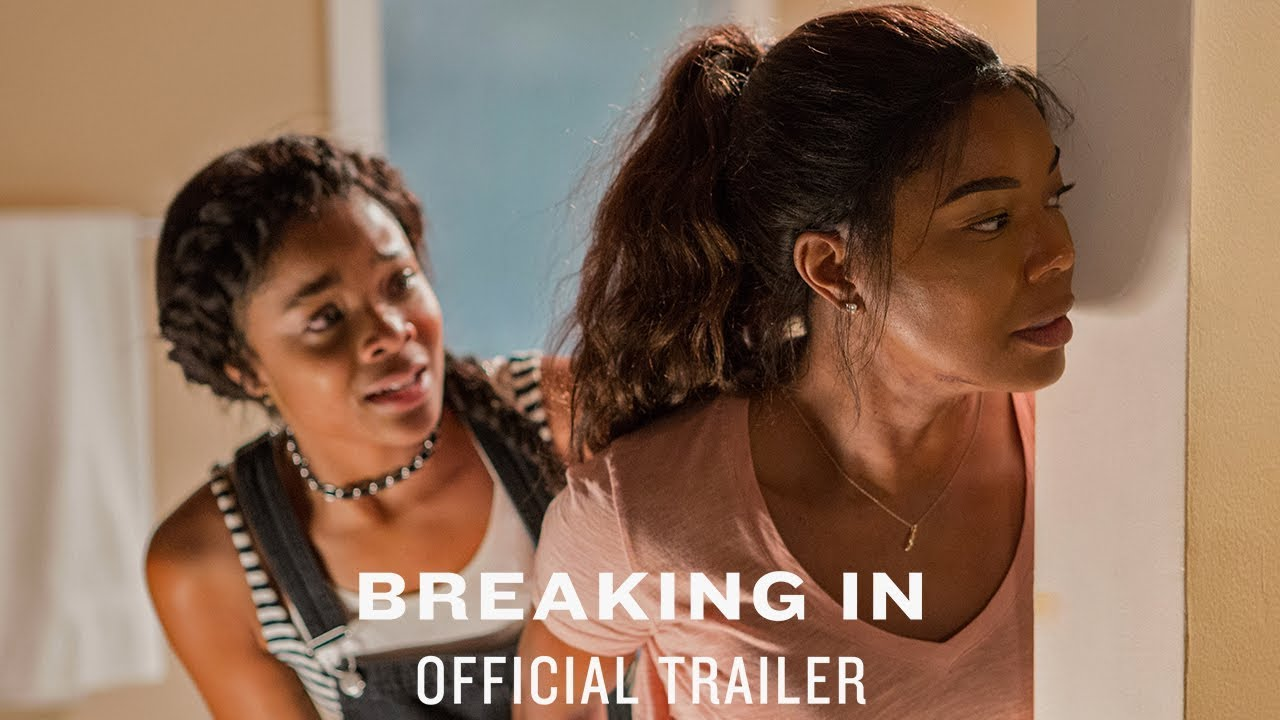 BREAKING IN MOVIE PREMIERE