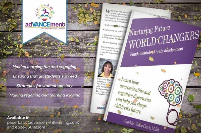 Nurturing Future world Changers book and journal