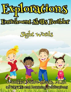 Explorations Enrichment Skill Builder Sight Words