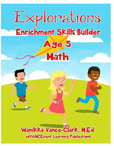 Explorations Enrichment Skill Builder Math