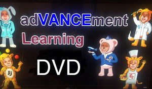 AdVANCEment Learning DVD