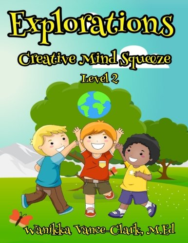 EXPLORATIONS Creative Mind Squeeze level 2