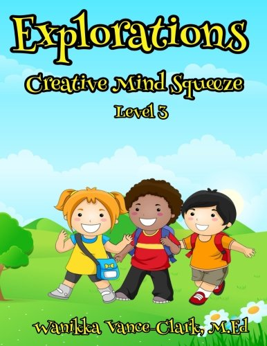 EXPLORATIONS Creative Mind Squeeze level 3