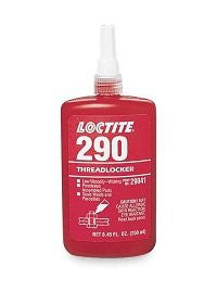 290TM Threadlocker, Wicking Grade - 250-ml threadlocker 290wicking grade