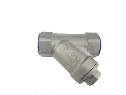 "MISOL 10PCS of 3/4"" ( NPT ) DN20 stainless steel Y Type Strainer Valve"