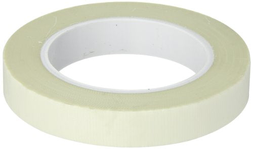 "Maxi 436GMX Glass Cloth Thermal Spray Masking Tape, 7 mil Thick, 36 yds Length,. 3/4"" Width, White"